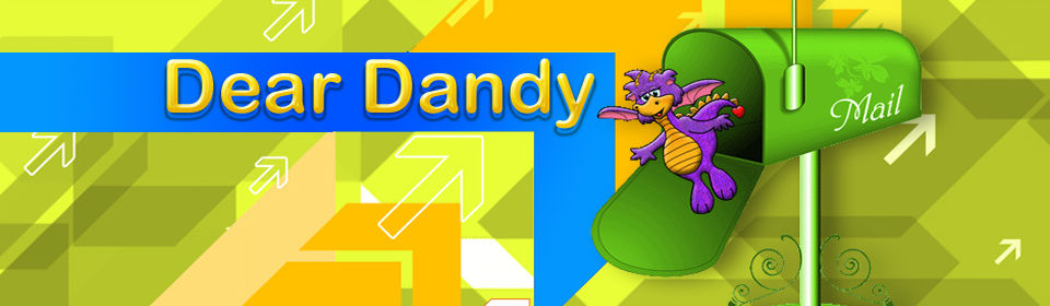 Need answers? Got questions? Ask Dandy!